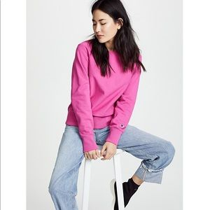 Champion Premium Reverse Weave Sweatshirt
